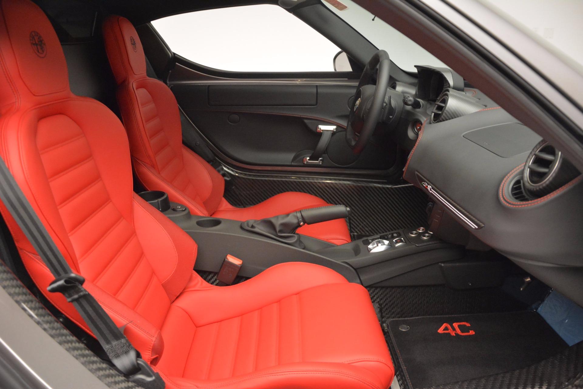 New 2016 Alfa Romeo 4C    Greenwich, CT
