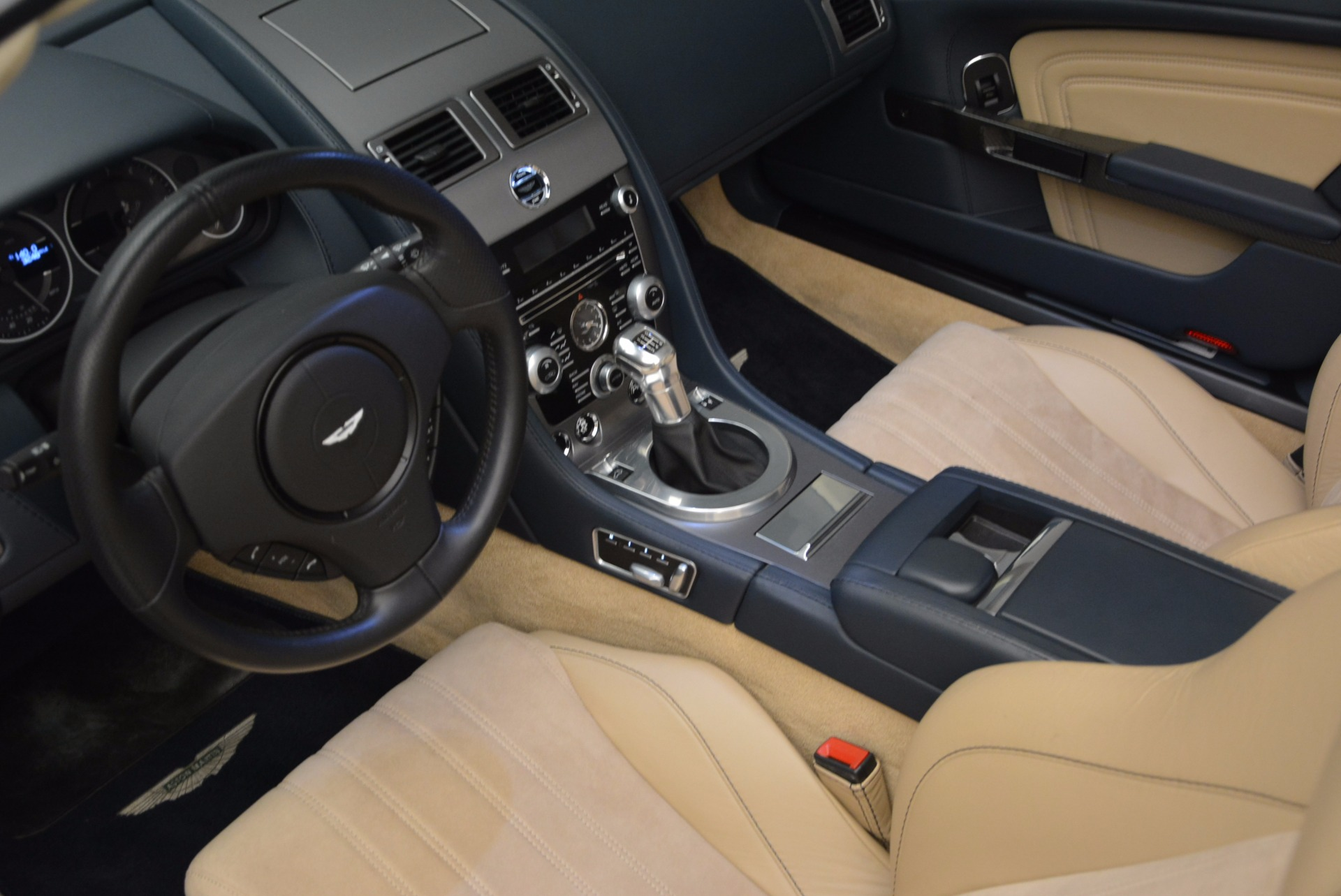 Used 2012 Aston Martin DBS Volante | Greenwich, CT