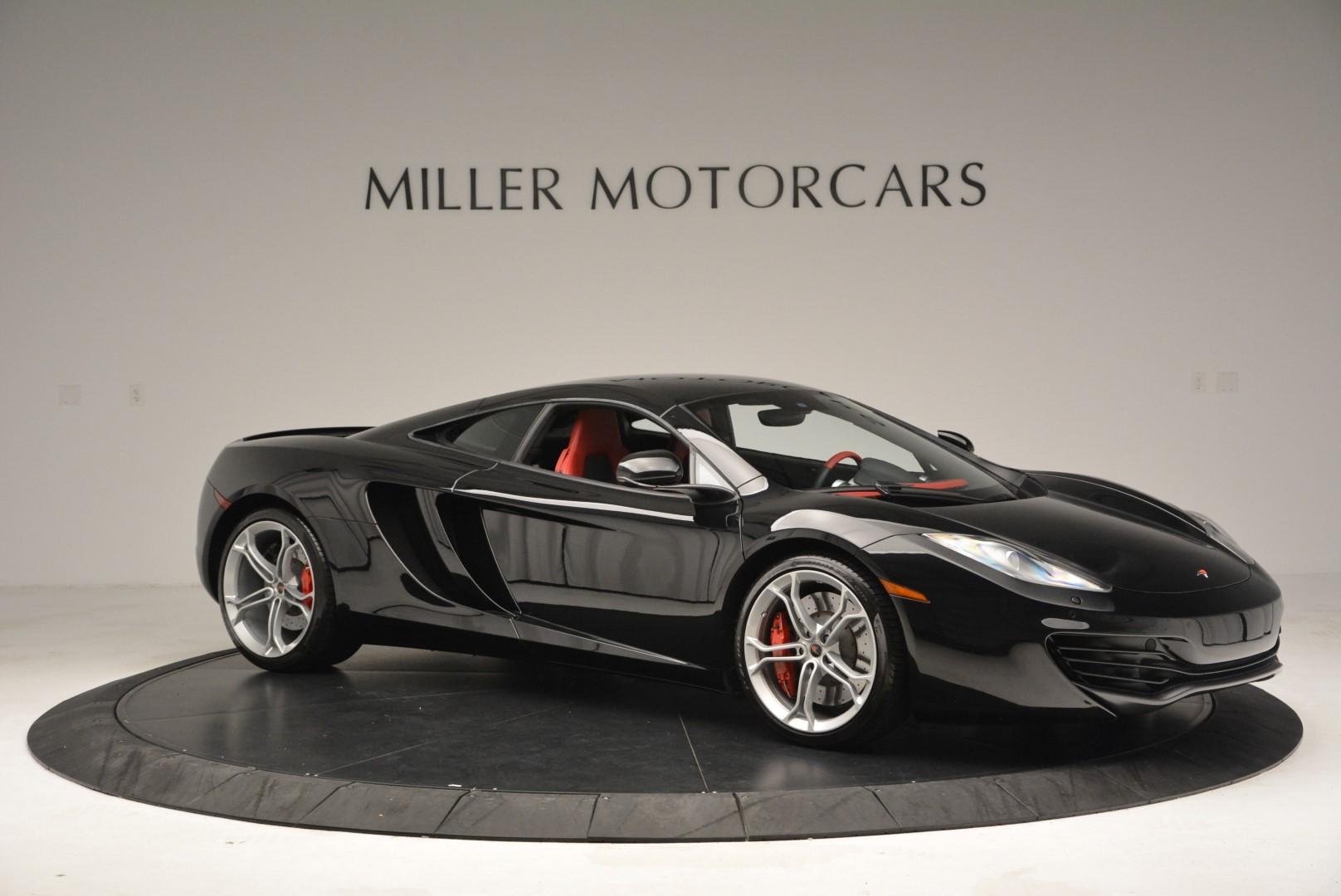 Used 2012 McLaren MP4-12C Coupe | Greenwich, CT