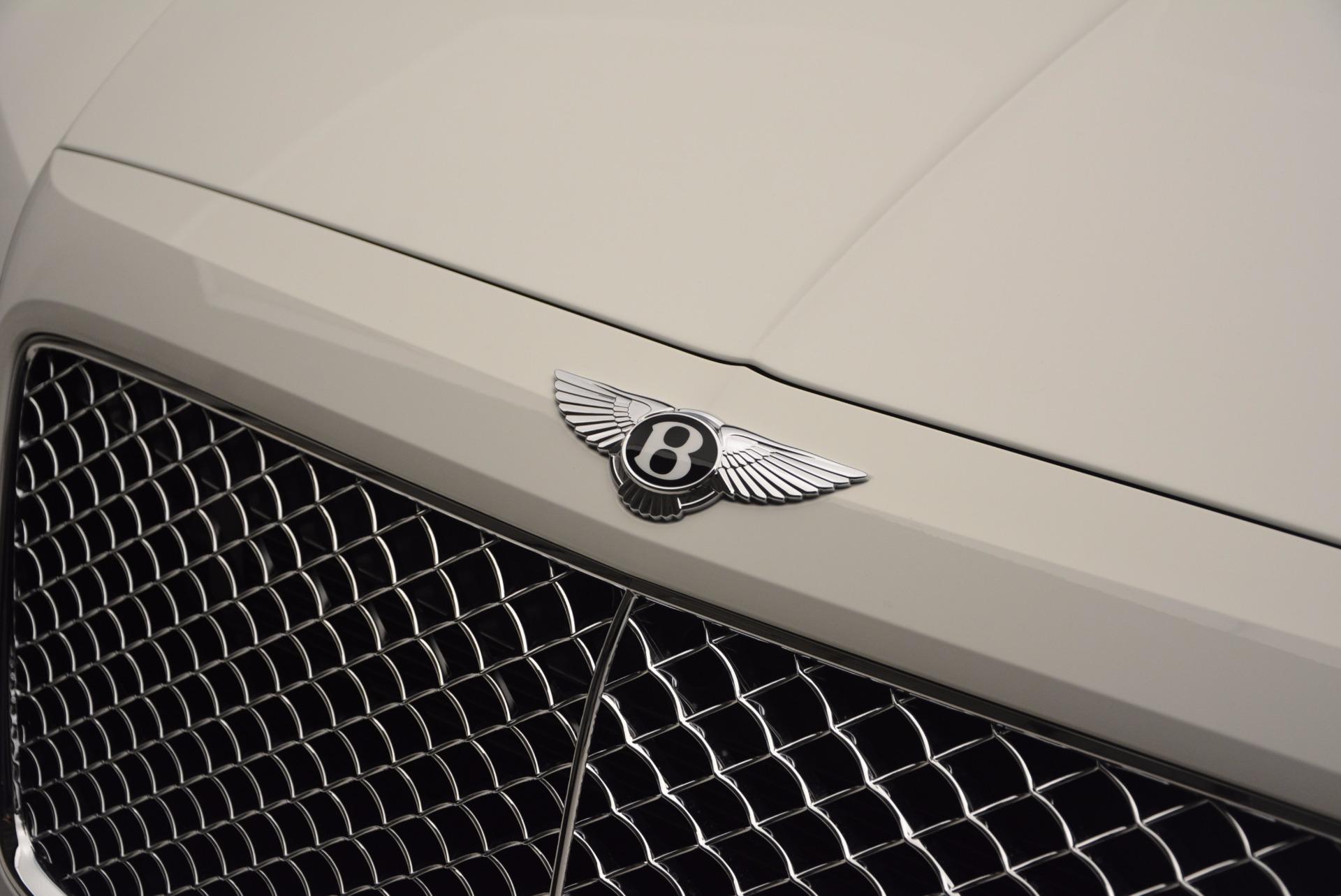 New 2017 Bentley Bentayga  | Greenwich, CT