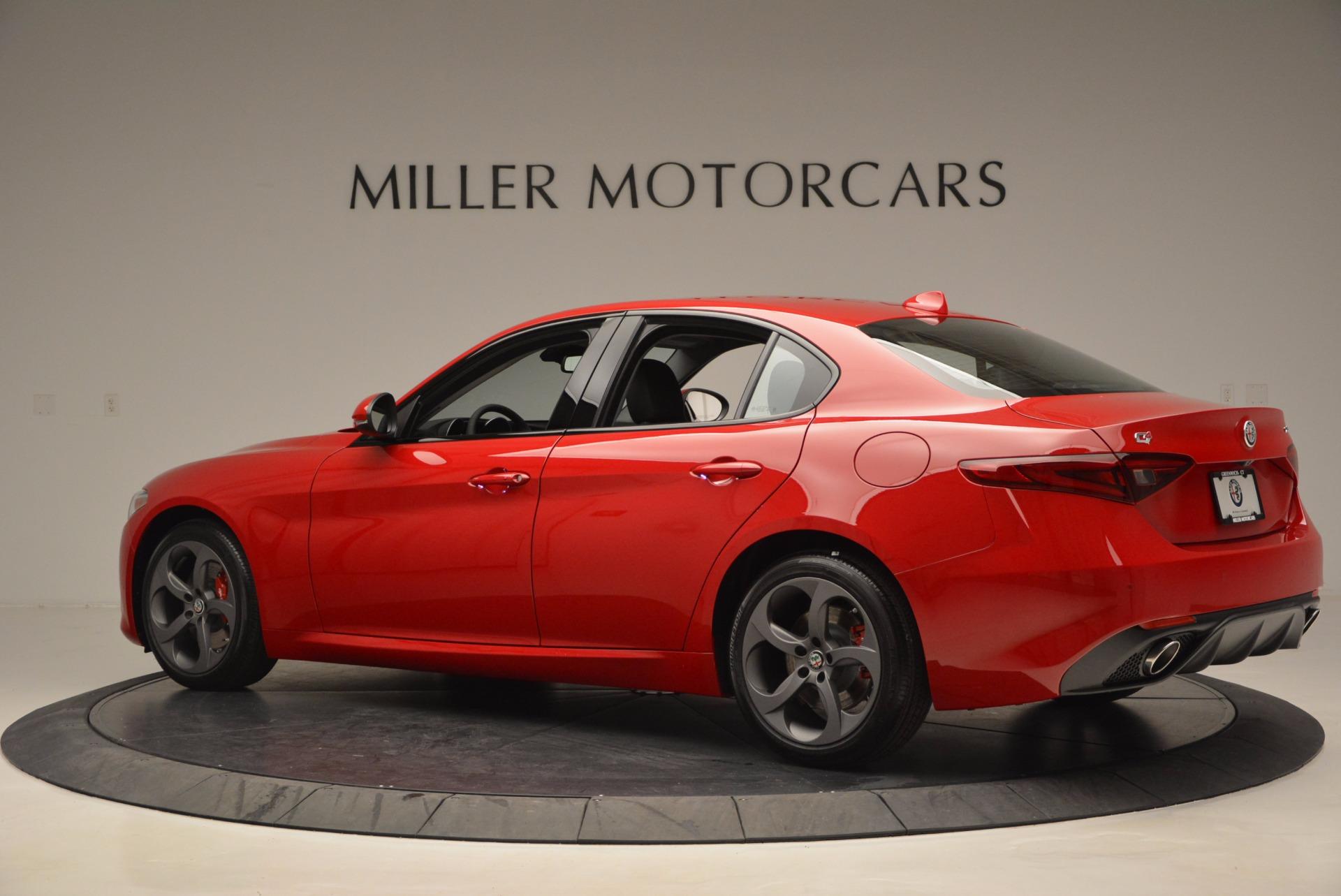 New 2017 Alfa Romeo Giulia    Greenwich, CT