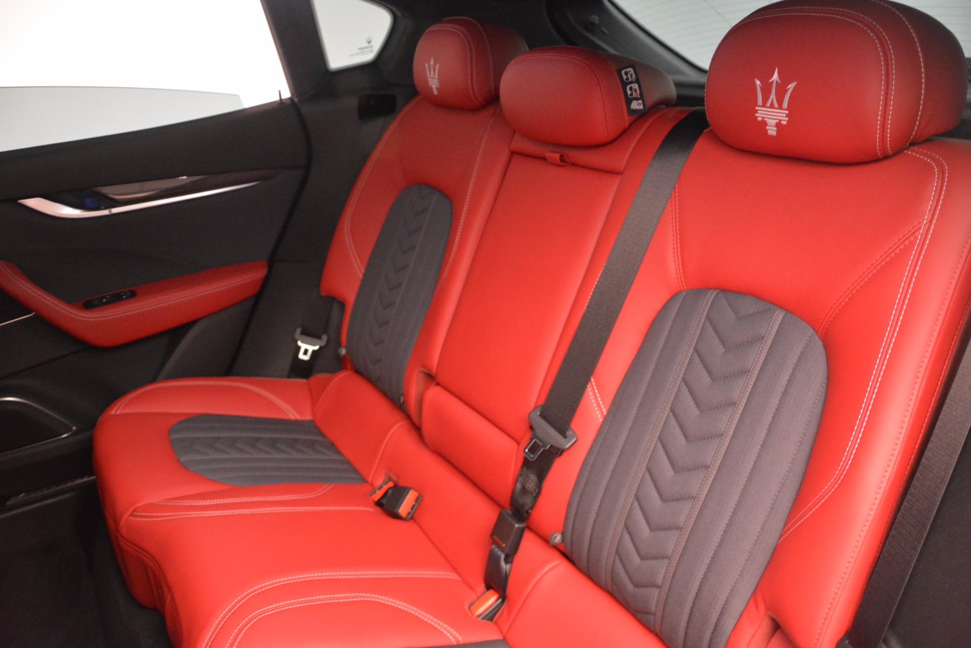 New 2017 Maserati Levante S Zegna Edition   Greenwich, CT
