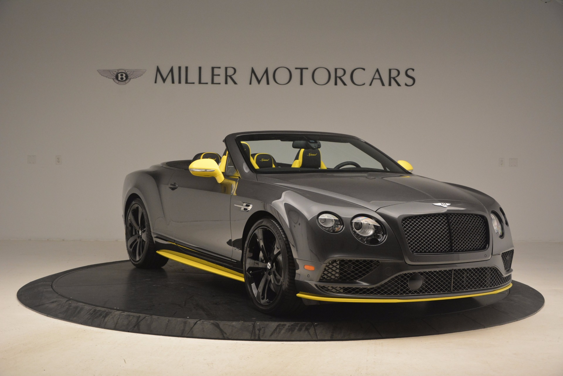 New 2017 Bentley Continental GT Speed Black Edition   Greenwich, CT
