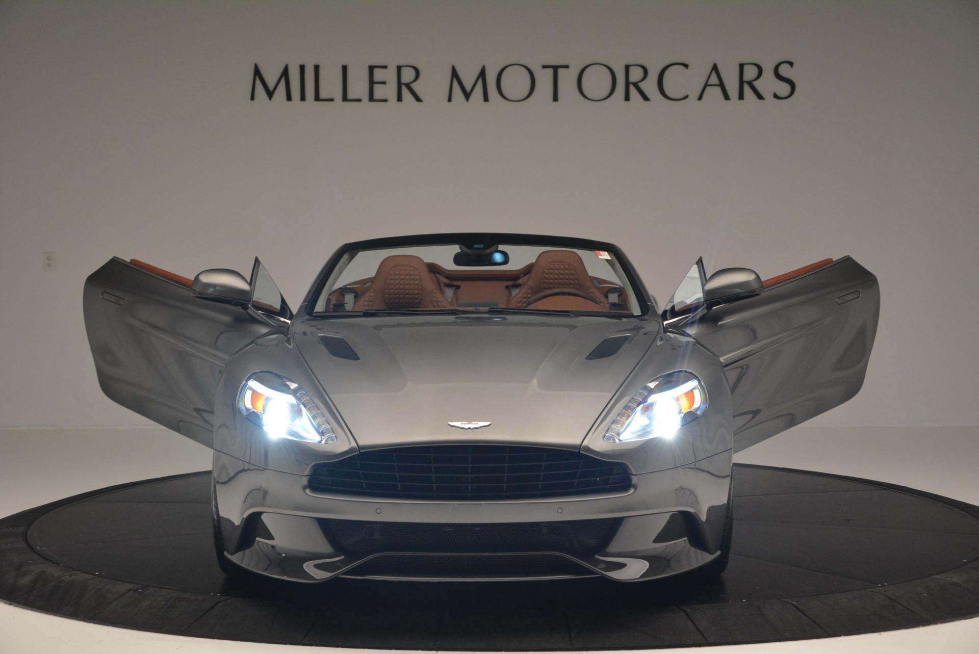 New 2016 Aston Martin Vanquish Volante  | Greenwich, CT
