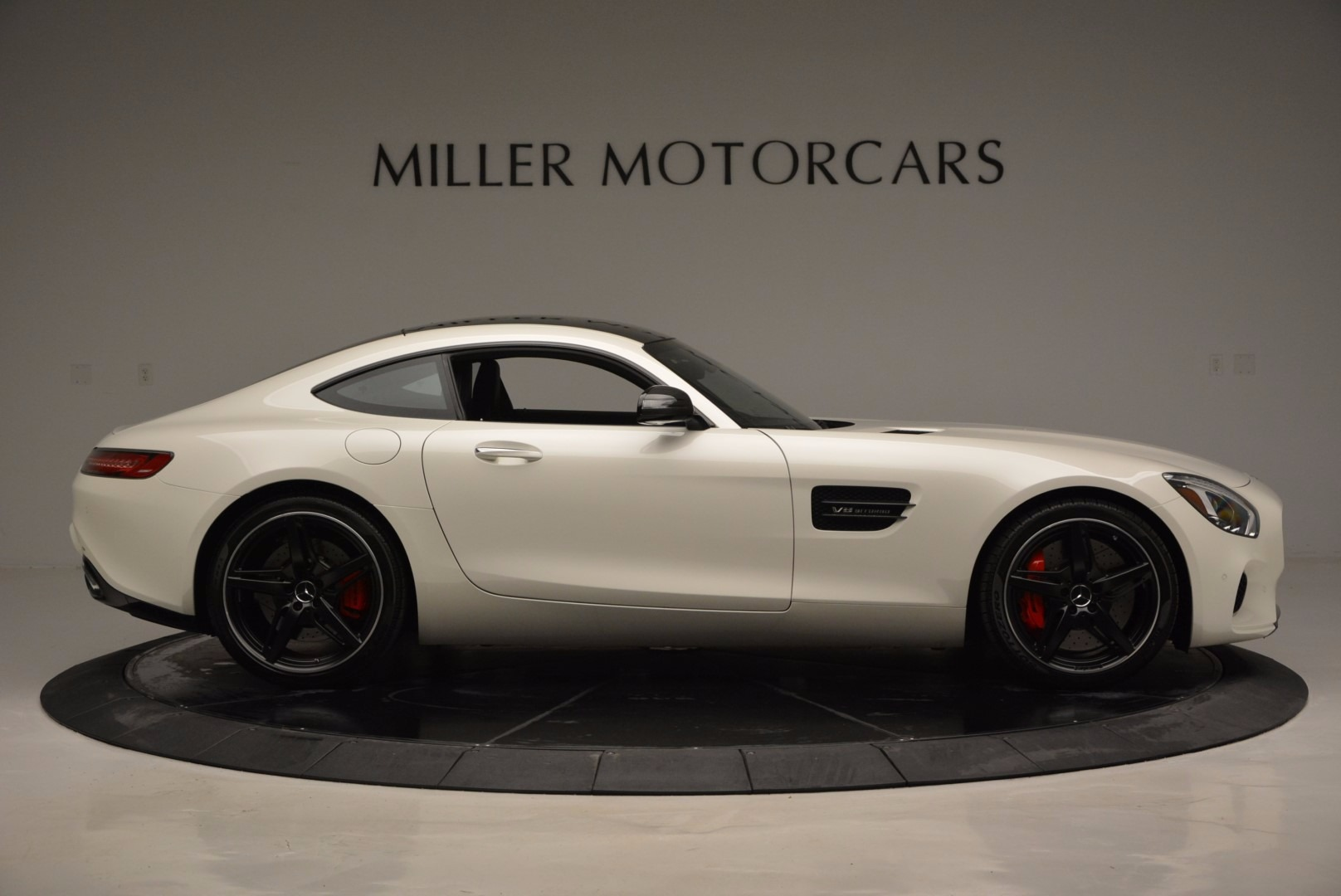 Used 2016 Mercedes Benz AMG GT S | Greenwich, CT