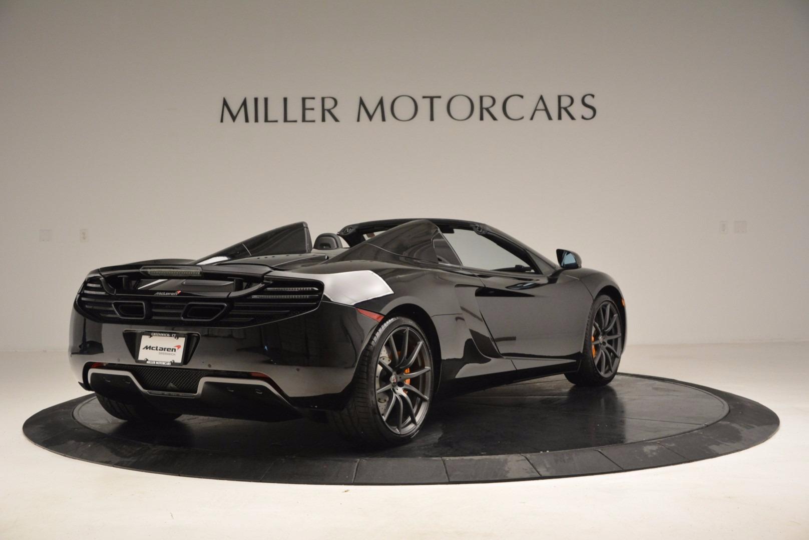 Used 2013 McLaren 12C Spider    Greenwich, CT