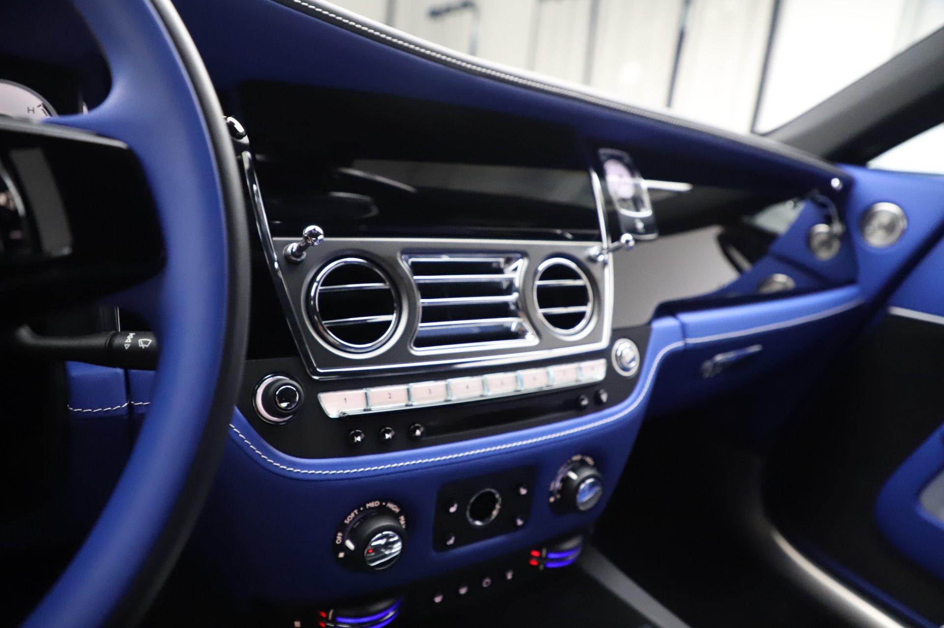 New 2017 Rolls-Royce Wraith Black Badge | Greenwich, CT