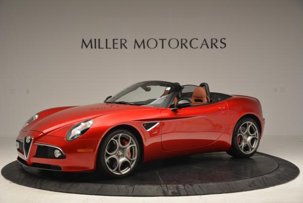 Used 2009 Alfa Romeo 8C Competizione Spider for sale $353,900 at McLaren Greenwich in Greenwich CT 06830 2