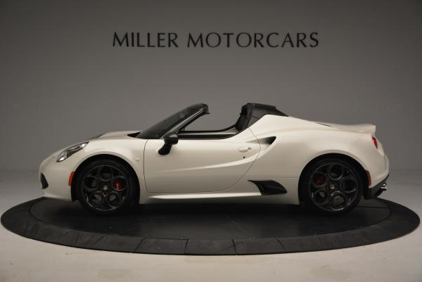 New 2015 Alfa Romeo 4C Spider for sale Sold at McLaren Greenwich in Greenwich CT 06830 3