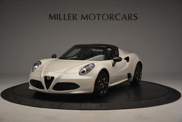 New 2015 Alfa Romeo 4C Spider for sale Sold at McLaren Greenwich in Greenwich CT 06830 1