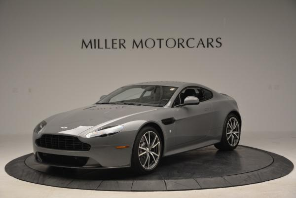 New 2016 Aston Martin Vantage GT for sale Sold at McLaren Greenwich in Greenwich CT 06830 2