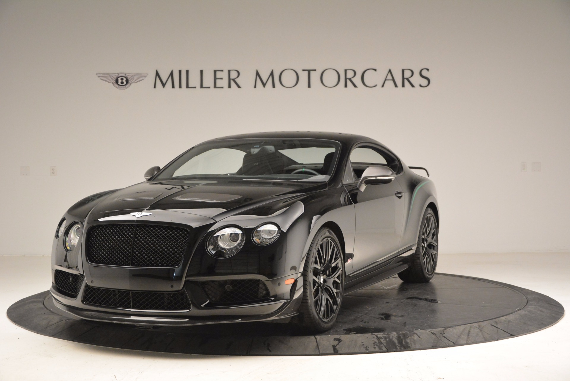 Used 2015 Bentley Continental GT GT3-R for sale Sold at McLaren Greenwich in Greenwich CT 06830 1