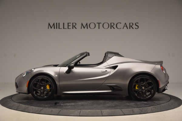 New 2016 Alfa Romeo 4C Spider for sale Sold at McLaren Greenwich in Greenwich CT 06830 3