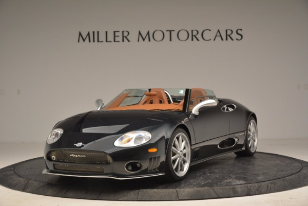 Used 2006 Spyker C8 Spyder for sale Sold at McLaren Greenwich in Greenwich CT 06830 1