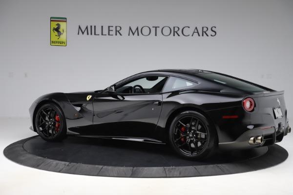 Used 2016 Ferrari F12 Berlinetta for sale Sold at McLaren Greenwich in Greenwich CT 06830 4