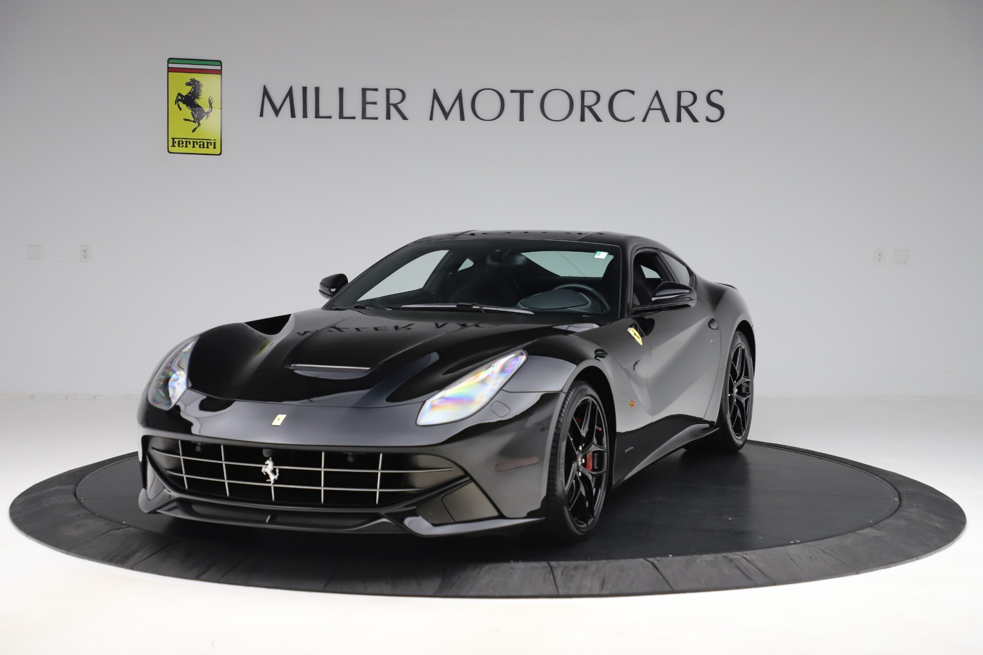 Used 2016 Ferrari F12 Berlinetta for sale Sold at McLaren Greenwich in Greenwich CT 06830 1