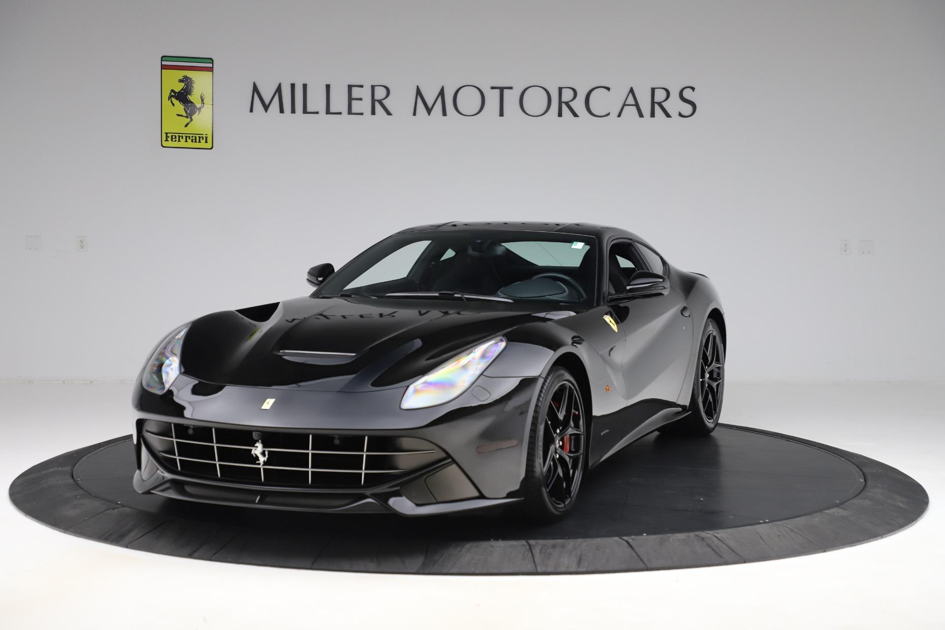 Used 2016 Ferrari F12 Berlinetta for sale Sold at McLaren Greenwich in Greenwich CT 06830 1