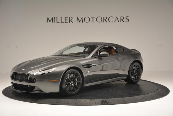 Used 2015 Aston Martin V12 Vantage S for sale Sold at McLaren Greenwich in Greenwich CT 06830 2