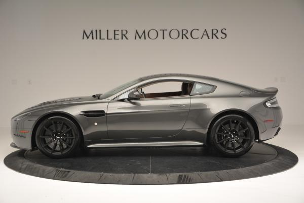 Used 2015 Aston Martin V12 Vantage S for sale Sold at McLaren Greenwich in Greenwich CT 06830 3