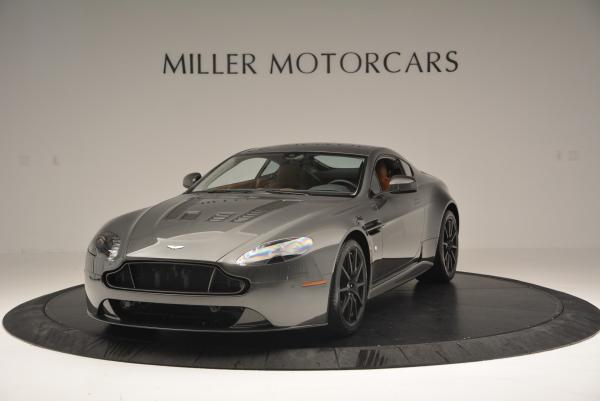 Used 2015 Aston Martin V12 Vantage S for sale Sold at McLaren Greenwich in Greenwich CT 06830 1