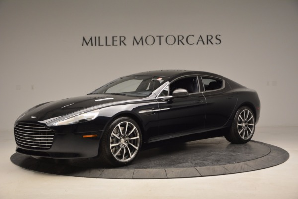 New 2017 Aston Martin Rapide S Shadow Edition for sale Sold at McLaren Greenwich in Greenwich CT 06830 2