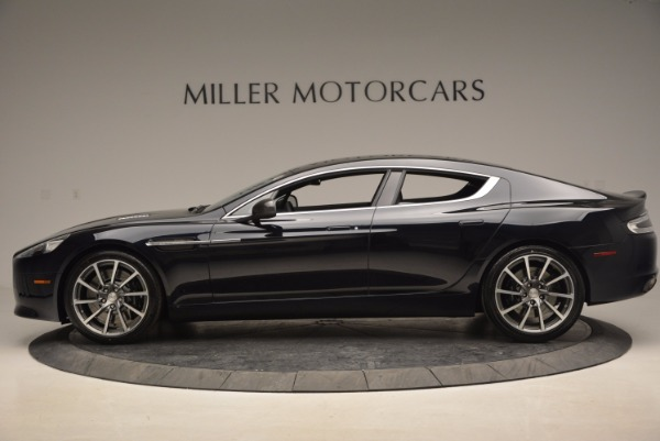 New 2017 Aston Martin Rapide S Shadow Edition for sale Sold at McLaren Greenwich in Greenwich CT 06830 3
