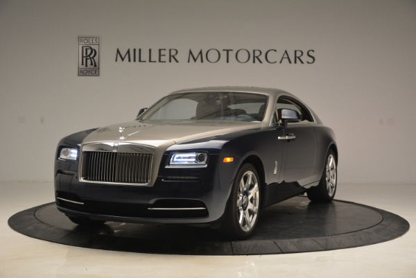 Used 2015 Rolls-Royce Wraith for sale Sold at McLaren Greenwich in Greenwich CT 06830 1