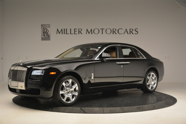 Used 2013 Rolls-Royce Ghost for sale Sold at McLaren Greenwich in Greenwich CT 06830 2