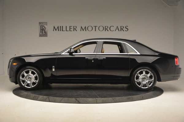 Used 2013 Rolls-Royce Ghost for sale Sold at McLaren Greenwich in Greenwich CT 06830 3