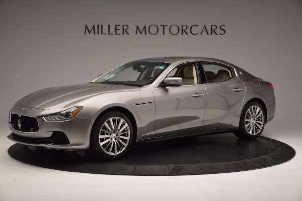 New 2017 Maserati Ghibli S Q4 EX-Loaner for sale Sold at McLaren Greenwich in Greenwich CT 06830 2