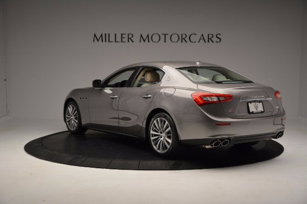 New 2017 Maserati Ghibli S Q4 EX-Loaner for sale Sold at McLaren Greenwich in Greenwich CT 06830 4