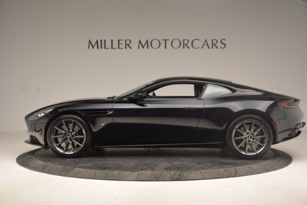 Used 2017 Aston Martin DB11 V12 Coupe for sale Sold at McLaren Greenwich in Greenwich CT 06830 3