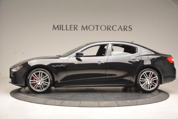 New 2017 Maserati Ghibli SQ4 for sale Sold at McLaren Greenwich in Greenwich CT 06830 3