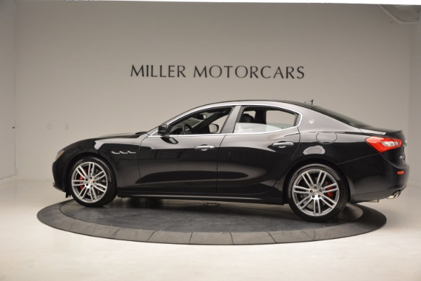New 2017 Maserati Ghibli SQ4 for sale Sold at McLaren Greenwich in Greenwich CT 06830 4