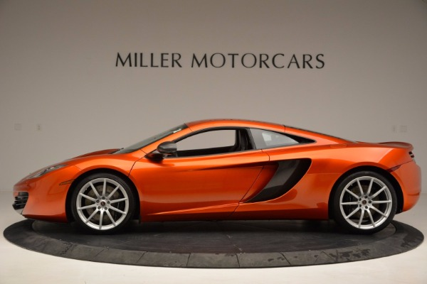 Used 2012 McLaren MP4-12C for sale Sold at McLaren Greenwich in Greenwich CT 06830 3