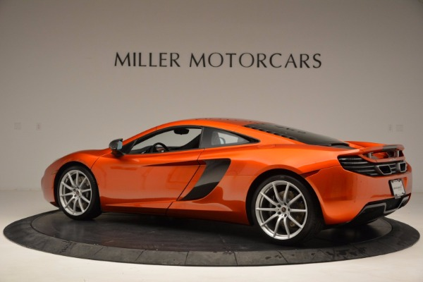Used 2012 McLaren MP4-12C for sale Sold at McLaren Greenwich in Greenwich CT 06830 4