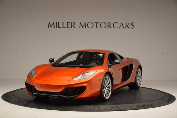 Used 2012 McLaren MP4-12C for sale Sold at McLaren Greenwich in Greenwich CT 06830 1