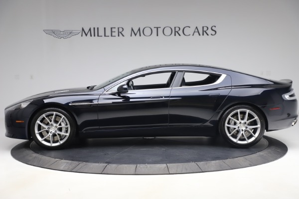 New 2016 Aston Martin Rapide S Base for sale Sold at McLaren Greenwich in Greenwich CT 06830 2