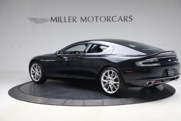 New 2016 Aston Martin Rapide S Base for sale Sold at McLaren Greenwich in Greenwich CT 06830 3