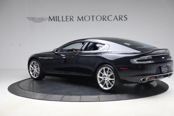 Used 2016 Aston Martin Rapide S Sedan for sale $123,900 at McLaren Greenwich in Greenwich CT 06830 3
