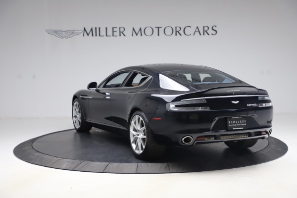 New 2016 Aston Martin Rapide S Base for sale Sold at McLaren Greenwich in Greenwich CT 06830 4