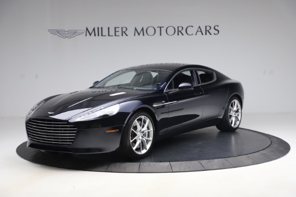 New 2016 Aston Martin Rapide S Base for sale Sold at McLaren Greenwich in Greenwich CT 06830 1