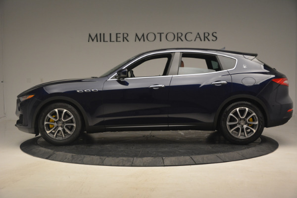 New 2017 Maserati Levante for sale Sold at McLaren Greenwich in Greenwich CT 06830 3