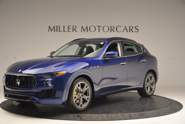 Used 2017 Maserati Levante for sale Sold at McLaren Greenwich in Greenwich CT 06830 2