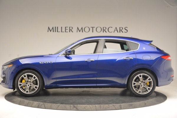 Used 2017 Maserati Levante for sale Sold at McLaren Greenwich in Greenwich CT 06830 3