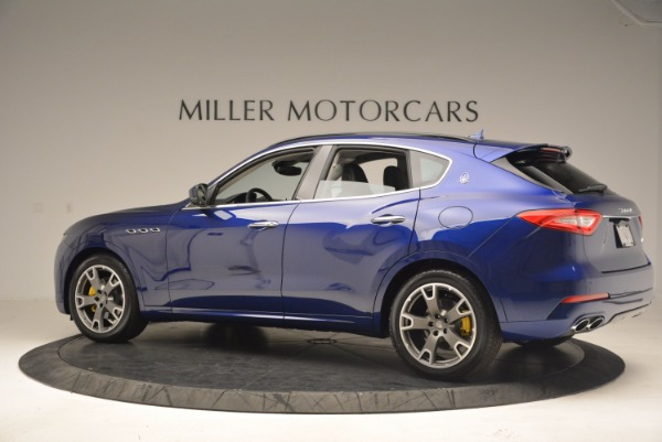 Used 2017 Maserati Levante for sale Sold at McLaren Greenwich in Greenwich CT 06830 4
