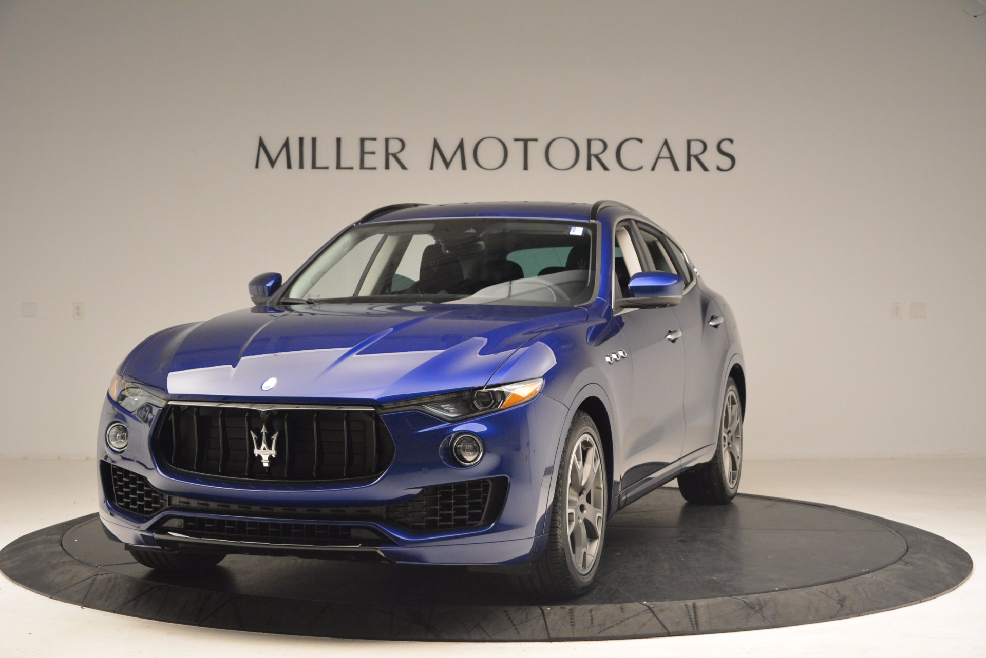 Used 2017 Maserati Levante for sale Sold at McLaren Greenwich in Greenwich CT 06830 1