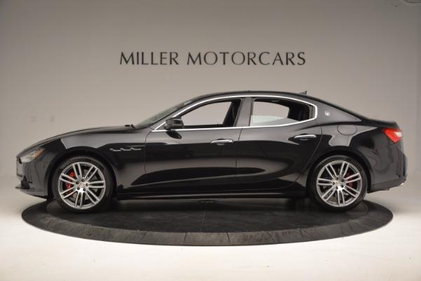 Used 2017 Maserati Ghibli S Q4 for sale $44,900 at McLaren Greenwich in Greenwich CT 06830 2