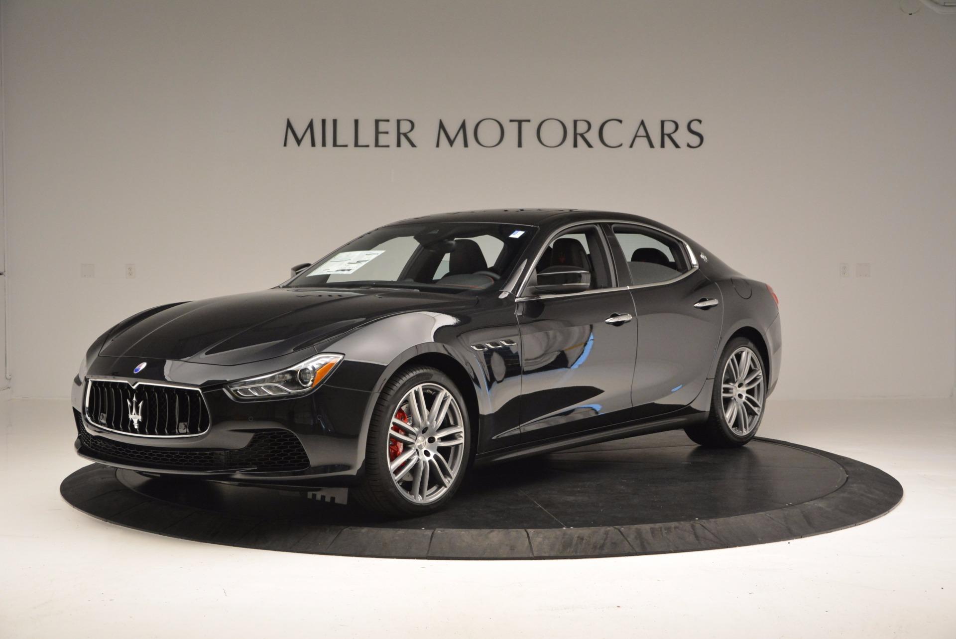 Used 2017 Maserati Ghibli S Q4 for sale $44,900 at McLaren Greenwich in Greenwich CT 06830 1