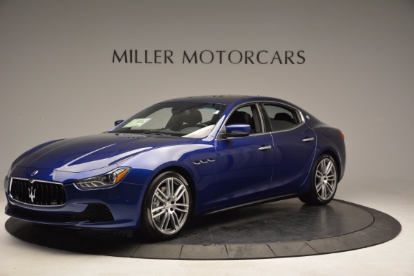 New 2017 Maserati Ghibli S Q4 for sale Sold at McLaren Greenwich in Greenwich CT 06830 2